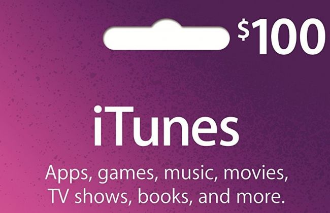 How Much Is $100 Itunes Card In Nigeria?