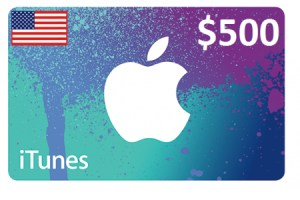 How much is $500 itunes card in nigeria
