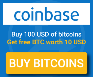 Coinbase Side Banner