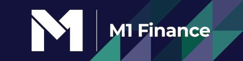 M1 Finance Banner