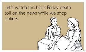black friday online shopping