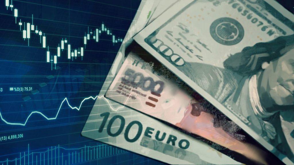 Курс рубля снизился к доллару и евро на открытии Мосбиржи | cryptos.tv