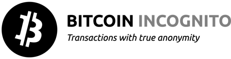Bitcoin Incognito anonymous transactions
