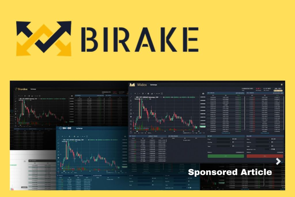 crypto exchange Birake