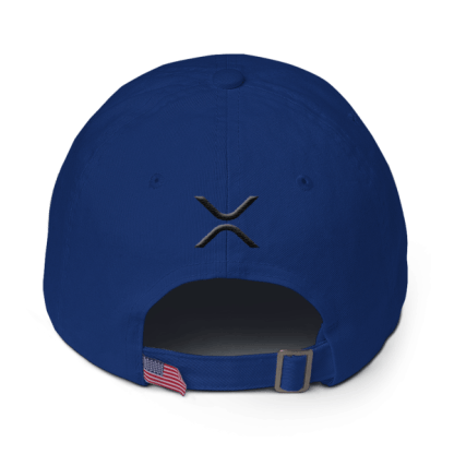 XRP cotton cap