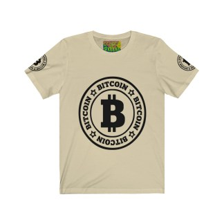 Bitcoin Short Sleeve T-Shirt