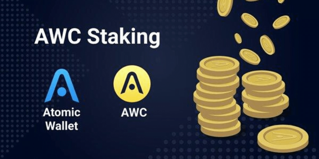 <bold>How</bold> to <bold>Stake</bold> Atomic Wallet <bold>Coin</bold> (AWC) in 2 Simple Steps
