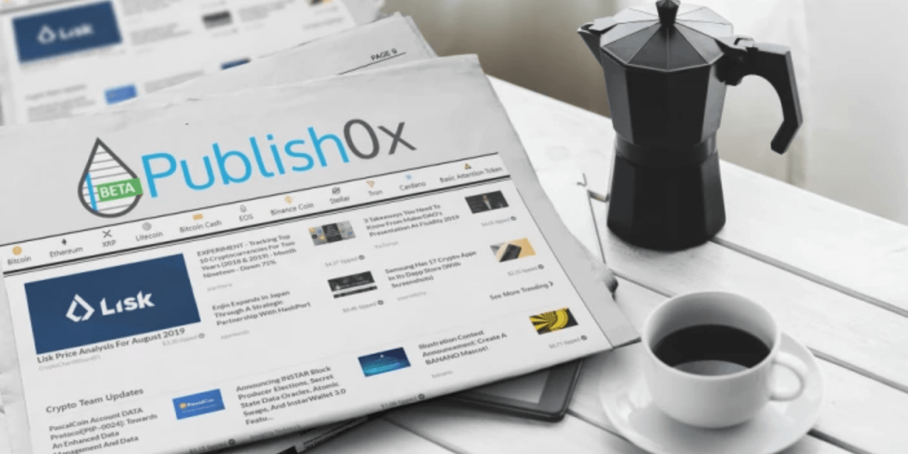 Publish0x Review: Earn Crypto Daily for Reading and Blogging