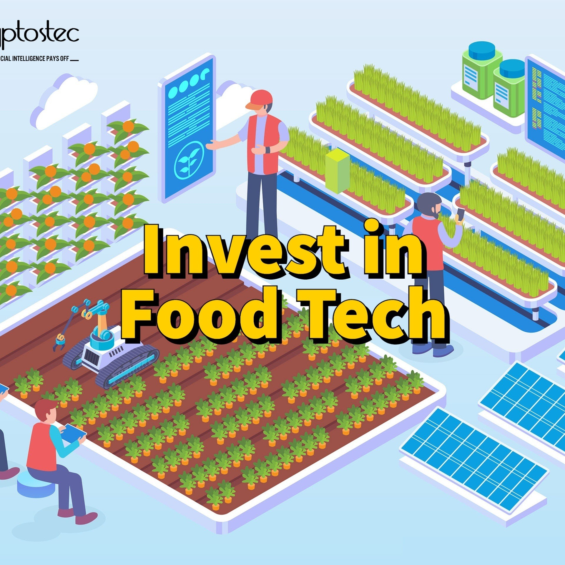 invest in food tech