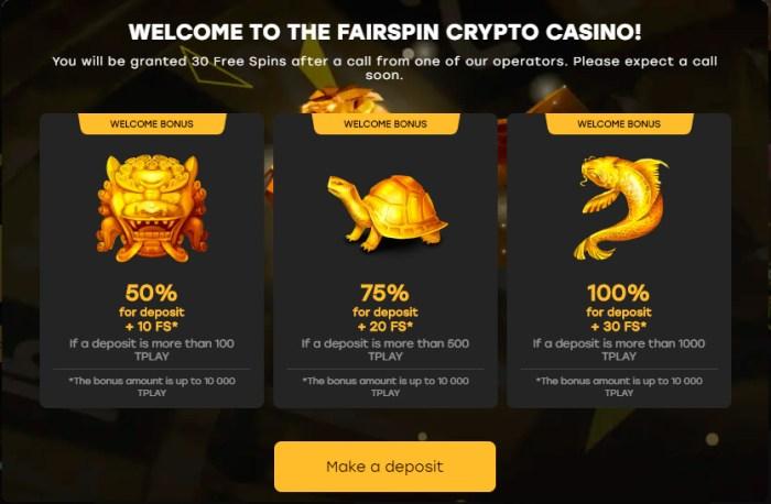 คาสิโน bitcoin ออนไลน์หมุนฟรี