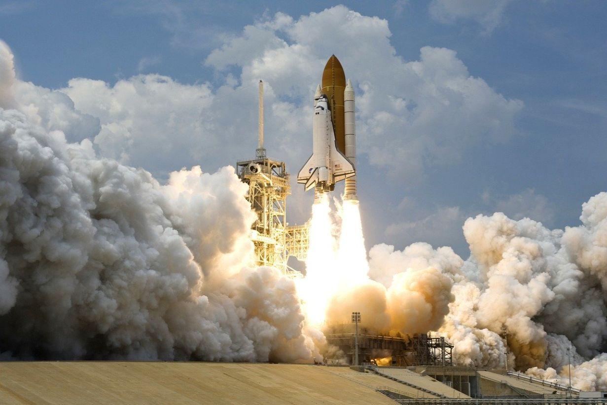 Top 5 Raketenstart