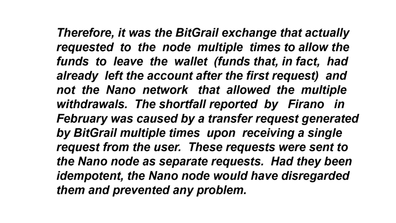 BitGrail Owner Ordered To Return Assets to the Customers