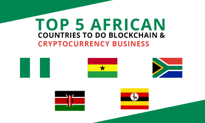top 5 Africa countries to do blockchain and cryptocurrency business