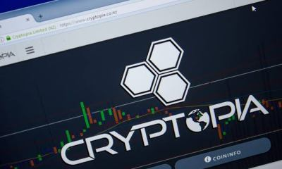 Cryptopia Caputulates, Appoints Grant Thornton as Liquidator
