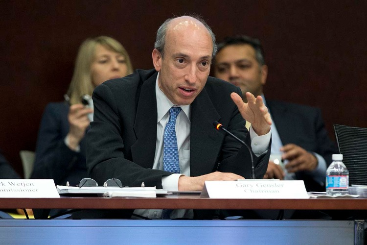 Securities and Exchange Commission - Gary Gensler