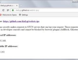 Как отключить WebRTC в браузере Firefox и Chrome