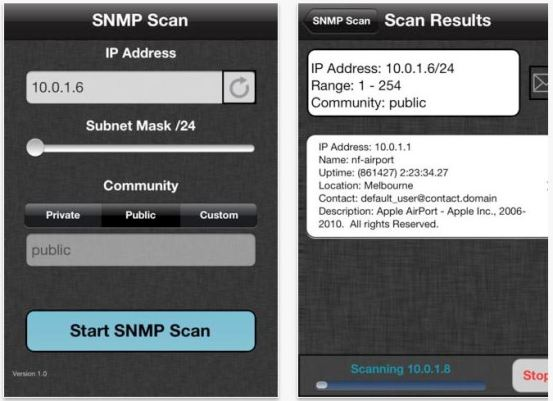 snmpscan