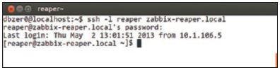 KeePassX залогинился на сервер за нас