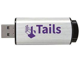 Создание загрузочной флешки  Tails Linux. Для анонимного серфинга Internet.