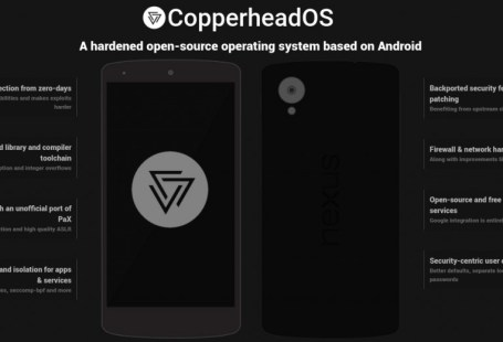 Image result for CopperheadOS