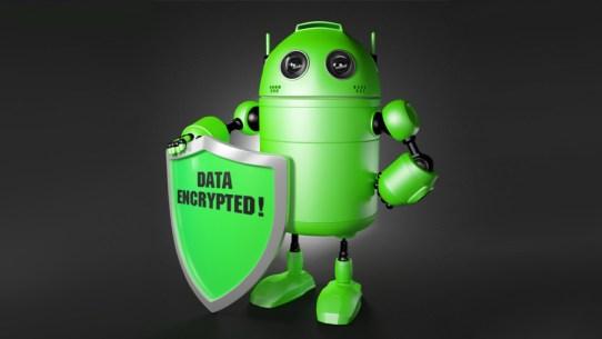 Шифрование данных пользователя в приложениях Андроид.