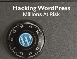 Уязвимость WordPress позволяющая внедрить произвольный контент на страницу.