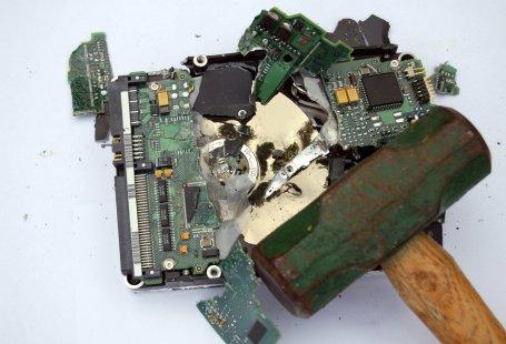 Картинки по запросу уничтожение жесткого диска