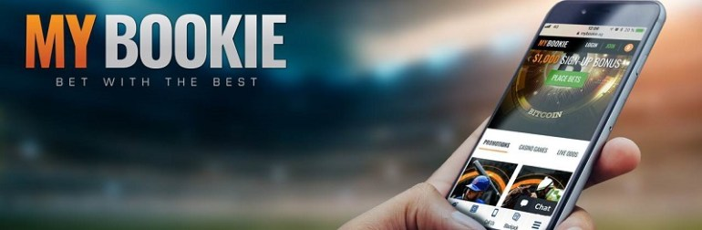 MyBookie Mobile Apps