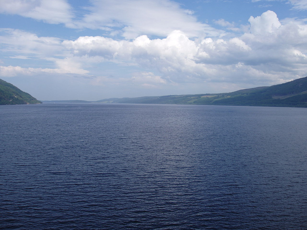 New Loch Ness Monster Video Emerges