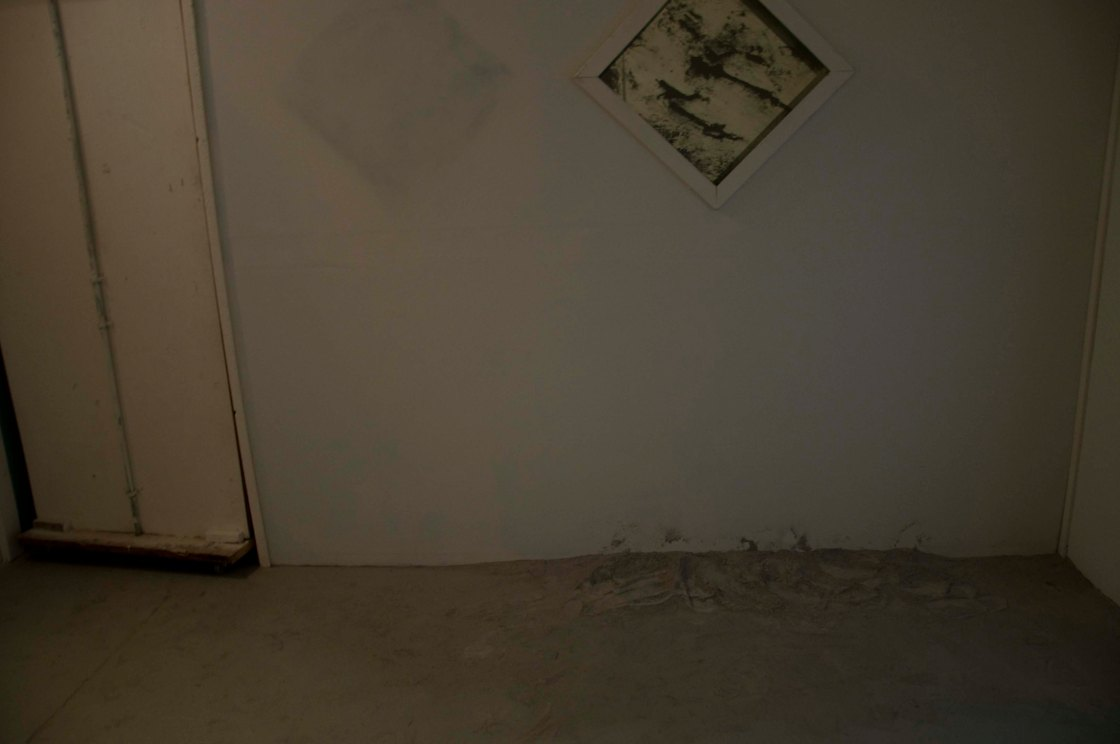 Faint Visions Installation Entrance Room