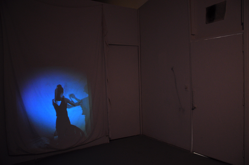 Faint Visions Installation