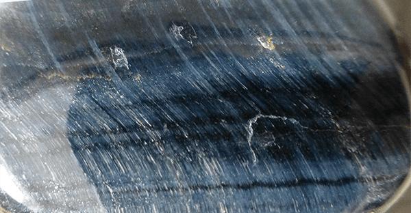 Blue Tiger's Eye spiritual properties