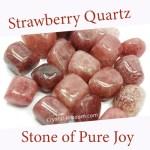 Strawberry Quartz Spiritual Properties