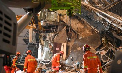 8 Dead, 9 Missing In Hotel Building Collapse-Crystal News