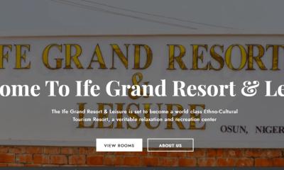 Ife Grand Resort Set For Commissioning-Crystal News