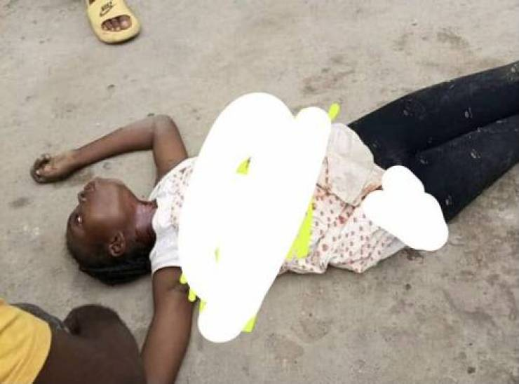 Teenager Hit By Stray Bullet-Crystal News
