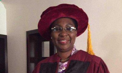 Tunji Bello's Wife, Prof. Ibiyemi Emerges LASU VC-Crystal News