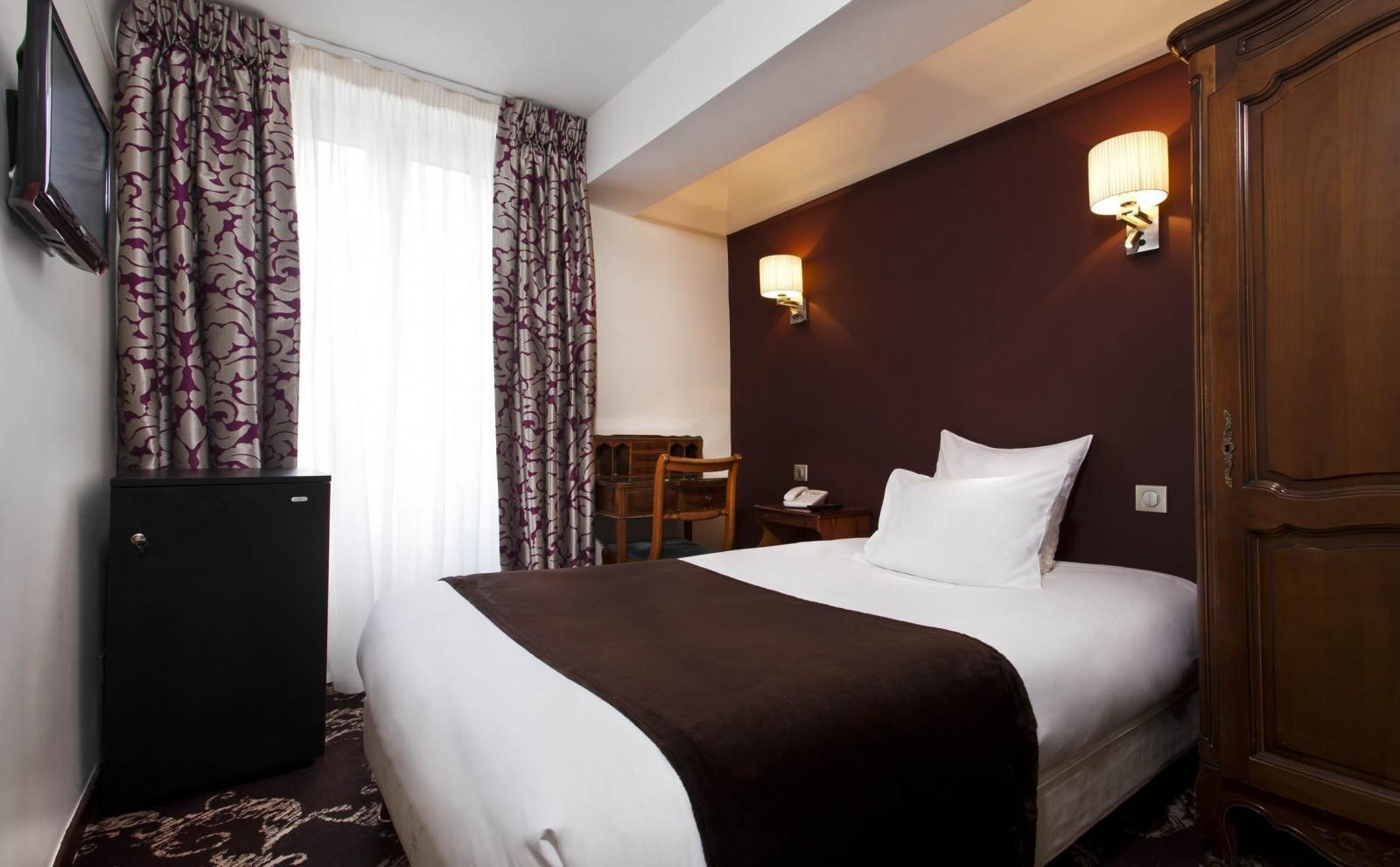 Rooms  Crystal Hotel Paris