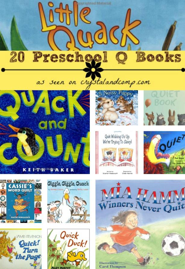 Books Children Must Read Letter Q