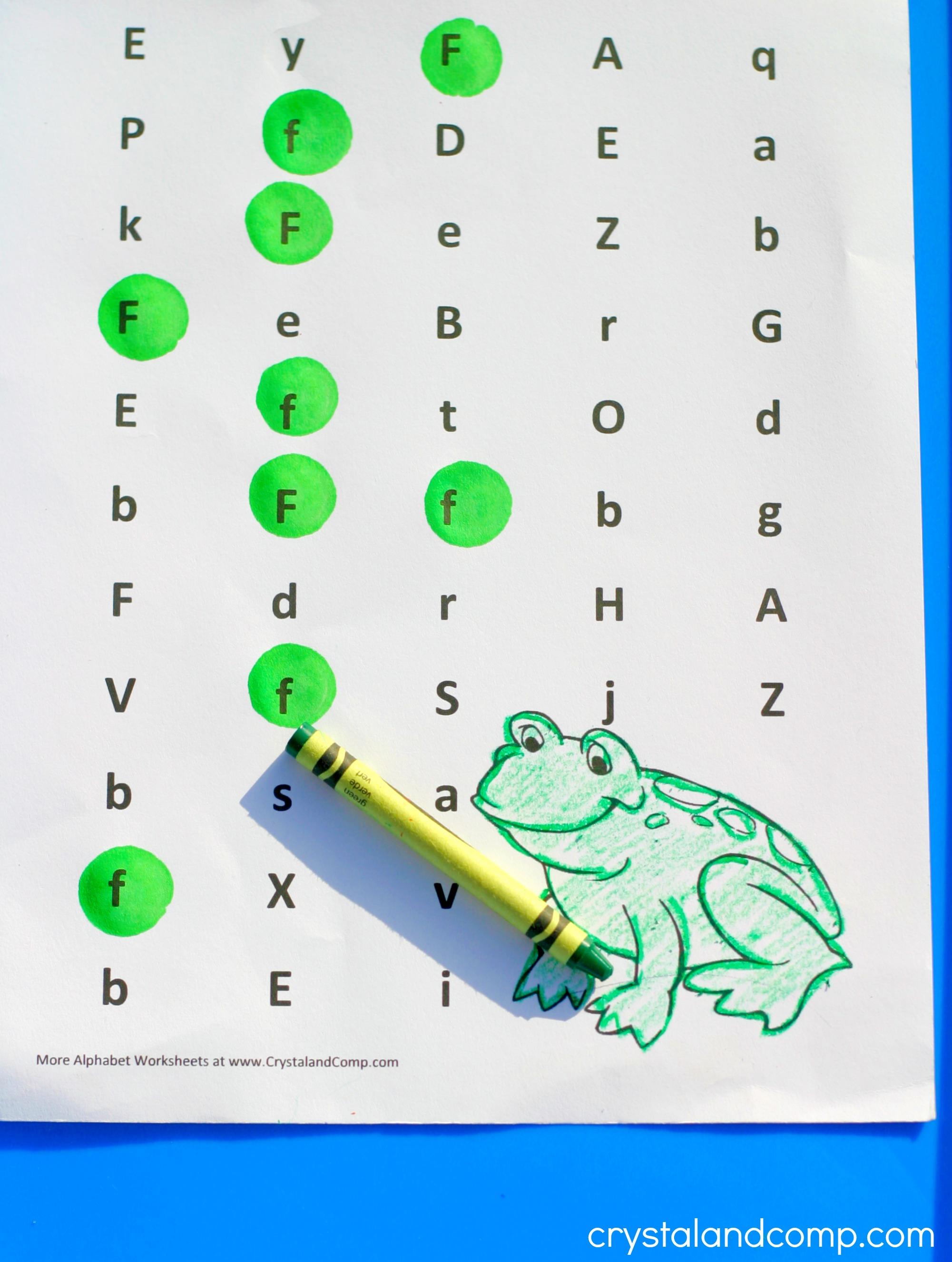 Worksheet Alphabet Recognition Worksheets Worksheet Fun