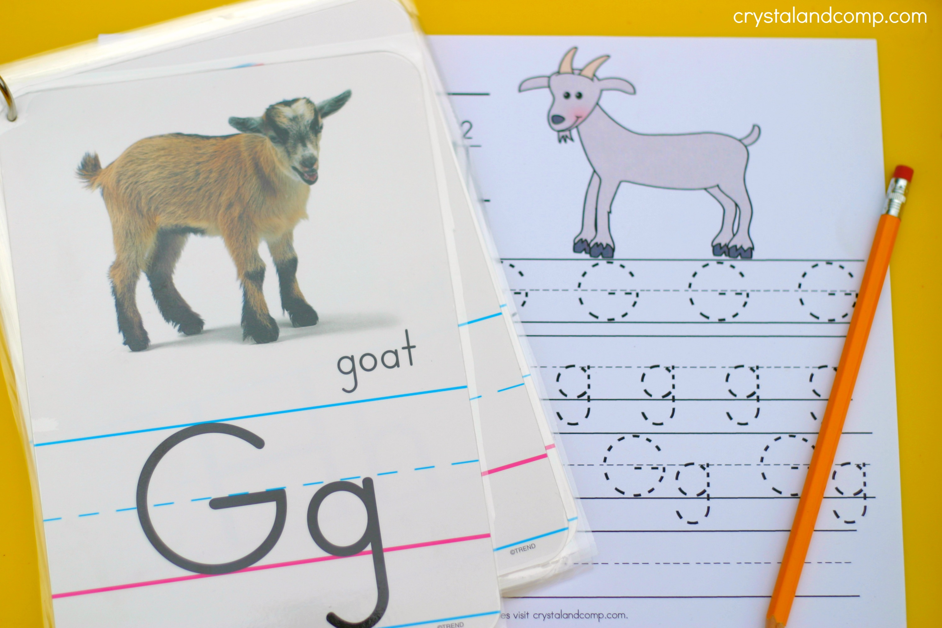 Handwriting Practice For Kids Letter G
