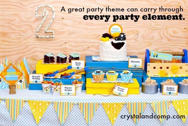 100 kids birthday party