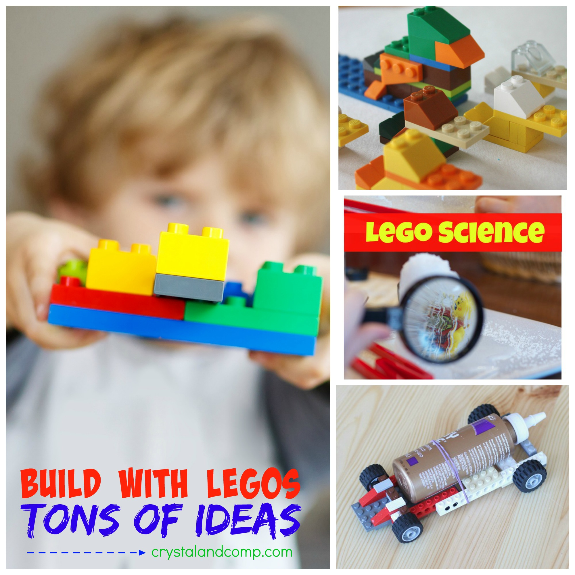 Easy To Build Lego Ideas