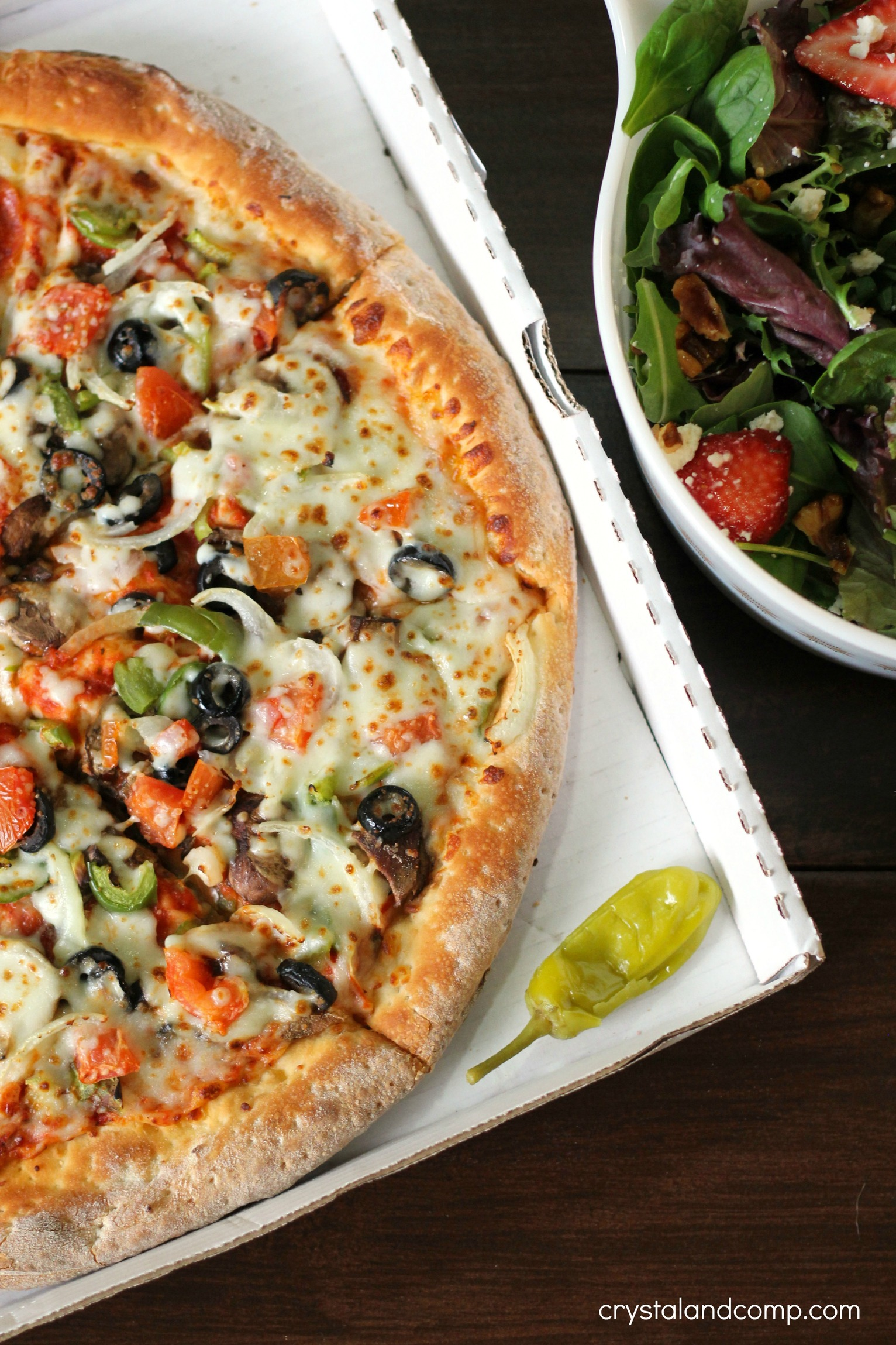 5 Things I Love About Family Pizza Night