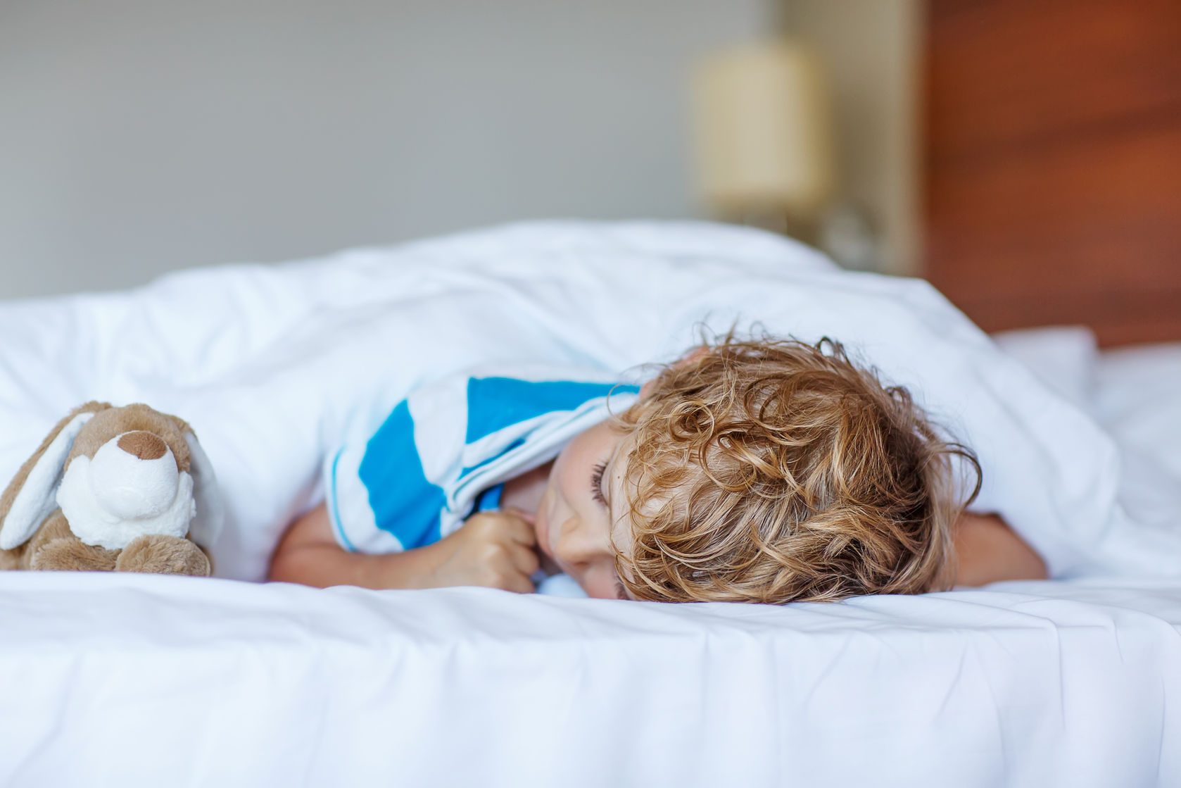 7 Tips For Getting Kids To Sleep In Their Beds