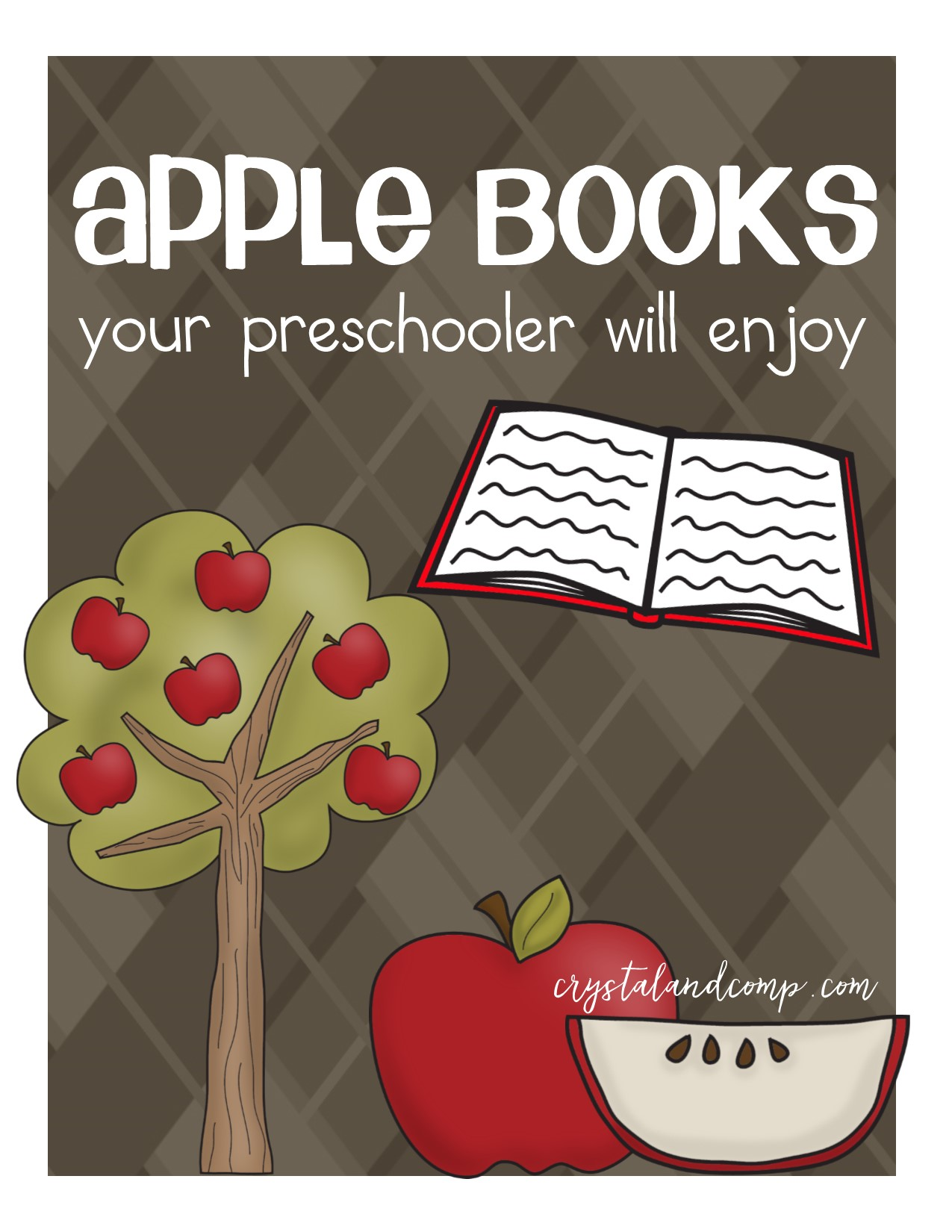 21 Amazing Apple Books For Preschoolers