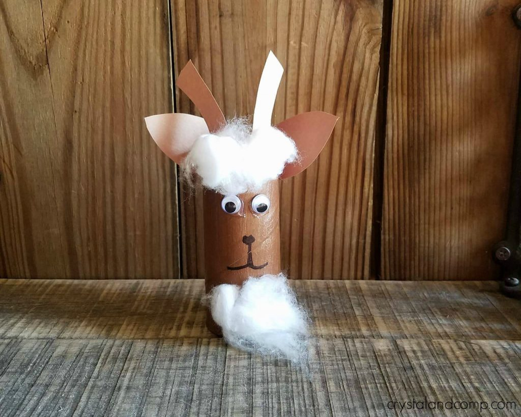 G Is For Goat Craft
