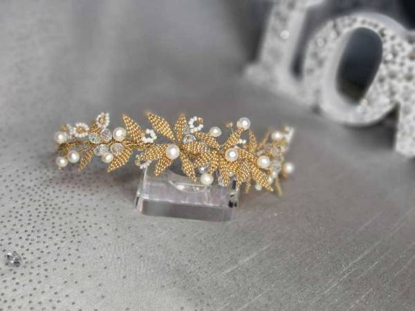 Erin Freshwater Pearl Hairpiece