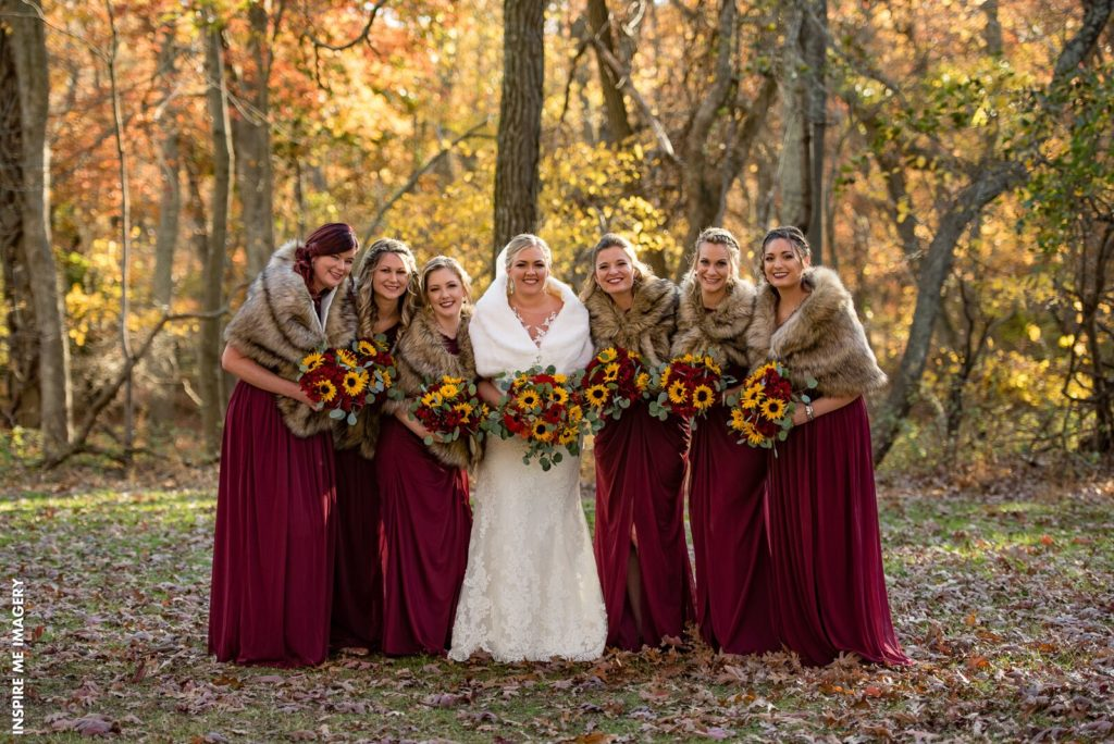 Get Inspired By The Season With These Fall Wedding Ideas