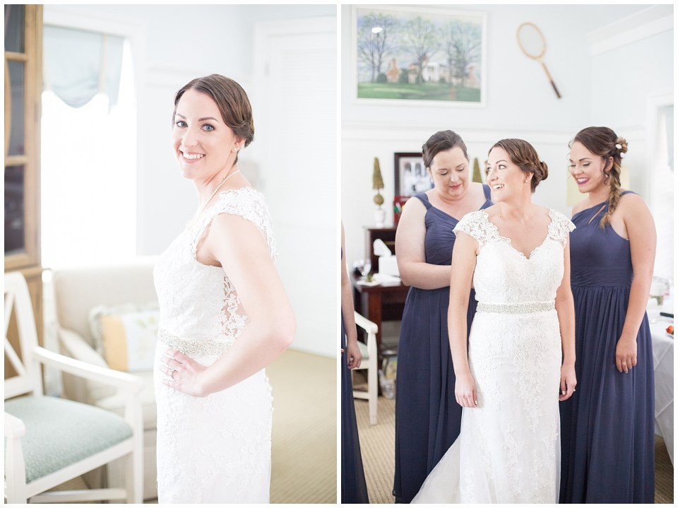 Crystal Belcher Photography wedding photography boonsboro country club wedding